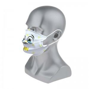 Masque tissu enfant fantaisie