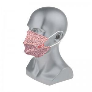 Masque barrière femme fantaisie