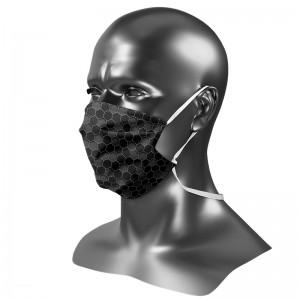 Masque barrière homme UNS 1 élastique réglable