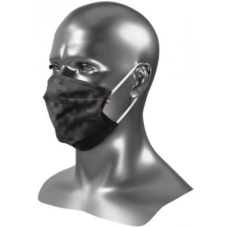 Masque barrière homme personnalisé Uns 1