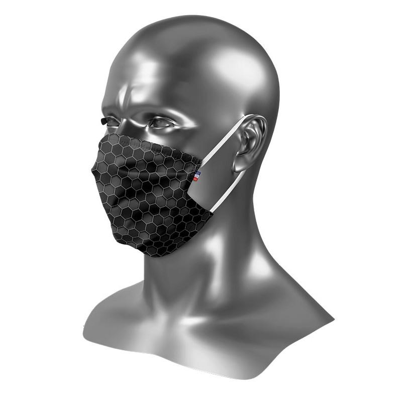 Masque barrière homme personnalisé Uns 1 Nano