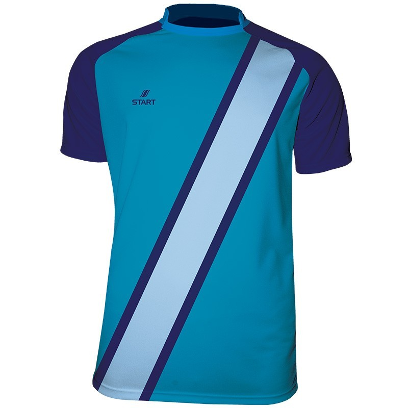 Maillot foot Homme collection Racing