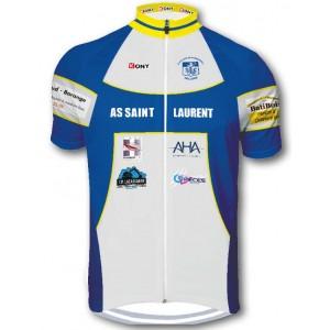 Maillot cyclisme mixte remium 2