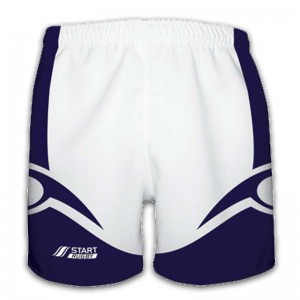 Short de rugby mixte collection Quartz