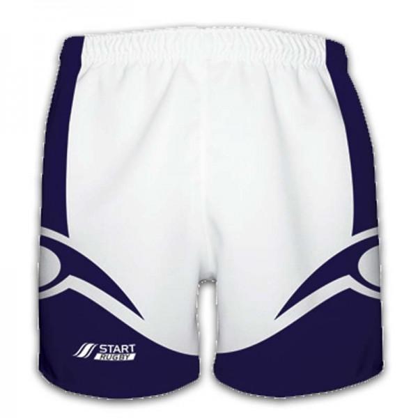 Short de rugby mixte collection Quartz