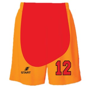 Short basket homme