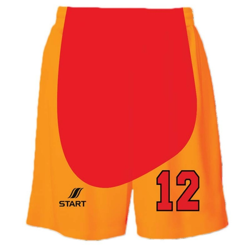 Short basket homme