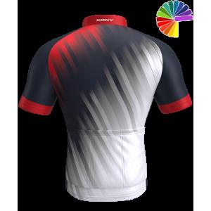 Maillot Cyclisme Personnalisable. Spécial Compétition. Roubaix Vélo