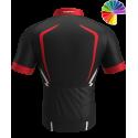 Maillot Cyclisme Personnalisable. Spécial Compétition. Milan Vélo