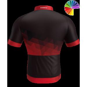 Maillot Cyclisme Personnalisable. Spécial Compétition. Lombardie Vélo