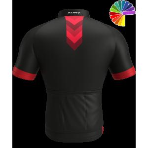 Maillot Cyclisme Personnalisable. Spécial Compétition. Flandre Vélo