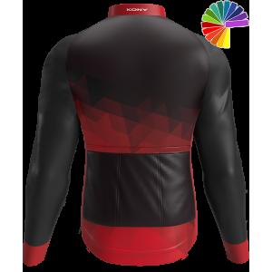 Veste Cyclisme Personnalisé Technique - KONY START