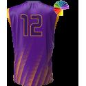 Maillot Basket Personnalisé  - Seattle - KONY START