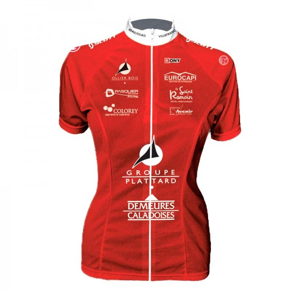 Maillot cyclisme femme Premium 2