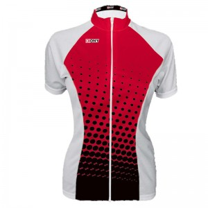 Maillot vélo femme collection Tourmalet