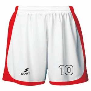 Short de foot mixte collection Cross