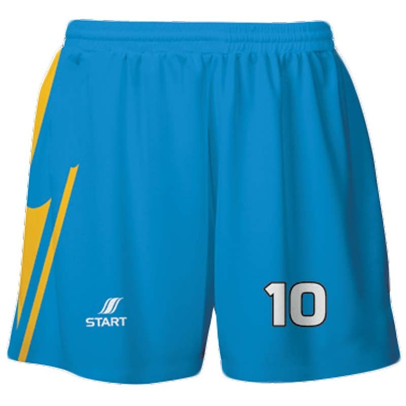Short football Mixte collection F-One zoom