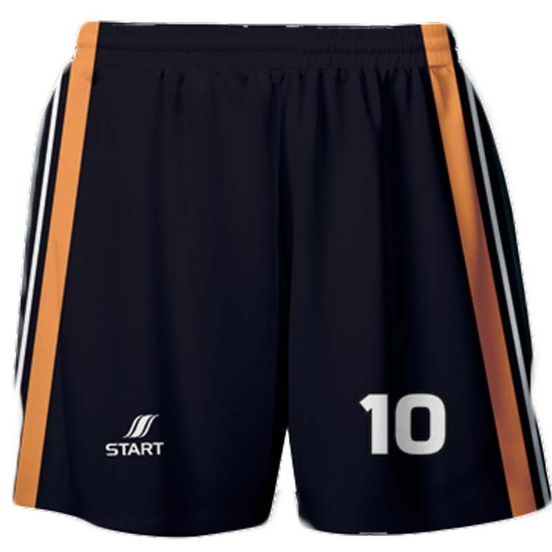Short football Mixte collection Road zoom