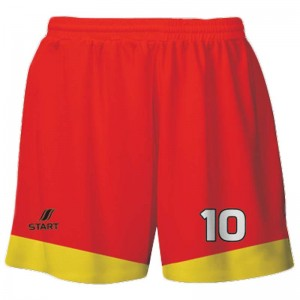 Short football Mixte collection Sunset zoom