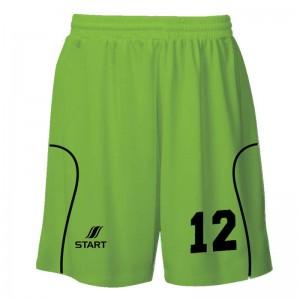 Short basket homme personnalisable