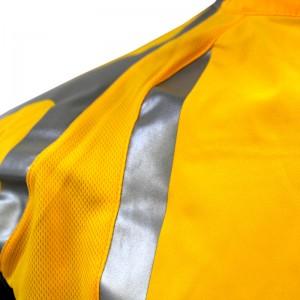 Gilet Haute visibilité Vista Orange respiration