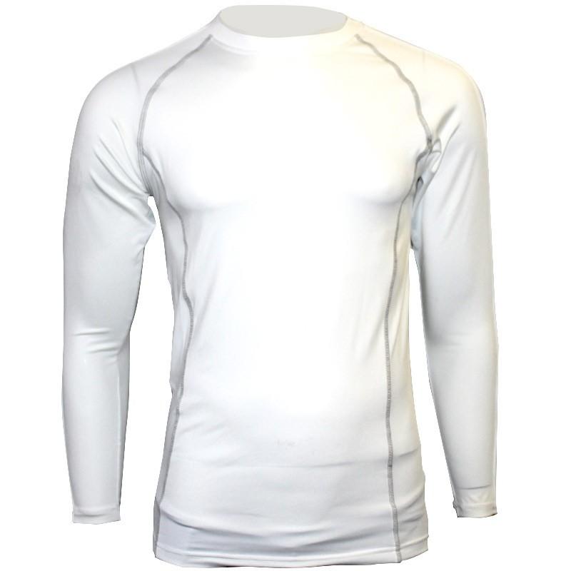 Sous vêtement technique / seconde peau blanc