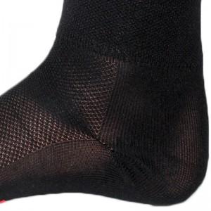 chaussette technique tige haute zoom talon