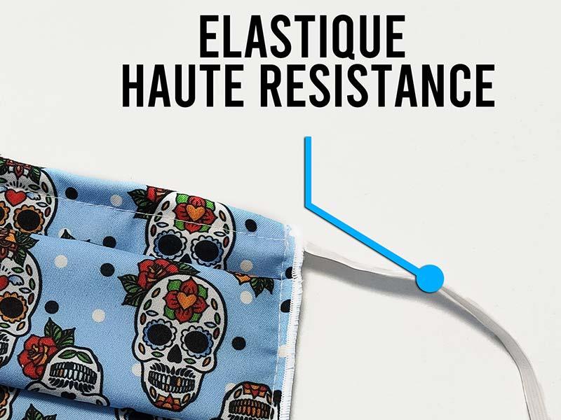 élastique haute résistance