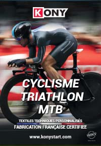 Catalogue Kony cyclisme 2019