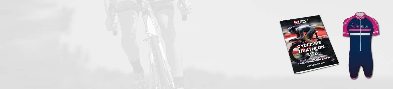 Accès catalogue kony cyclisme