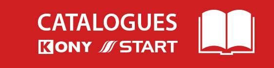 Catalogue vêtement Kony Start