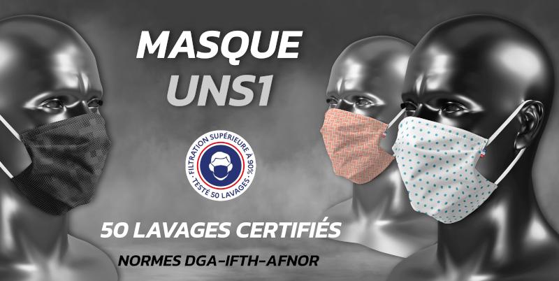 Masques UNS1
