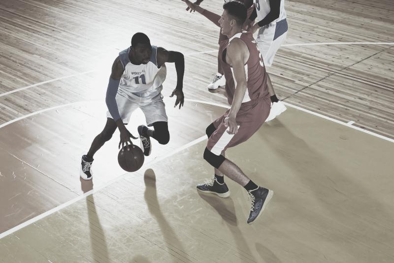 Les shorts de basket