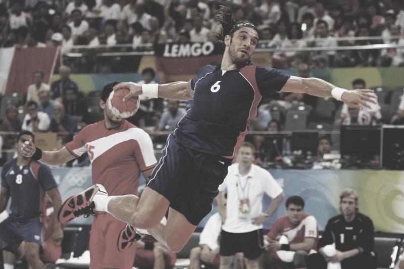 Les maillots de handball