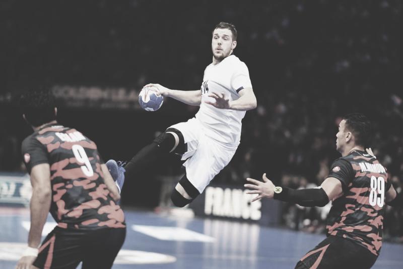 Les shorts de handball